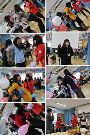 2010林紫义工年会集锦